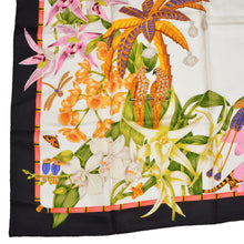 Load image into Gallery viewer, Must de Cartier Silk Scarf - Jungle Wildlife