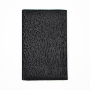 Mädler Leather Travel/Breast Wallet - Black