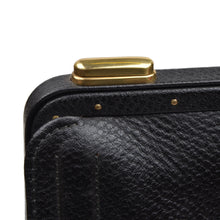 Load image into Gallery viewer, F. Schulz Soft-Sided Leather Briefcase - Black
