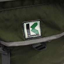Load image into Gallery viewer, Vintage Kamarg Nylon Rucksack - Forrest Green