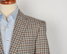 Load image into Gallery viewer, Recent DAKS London Wool Jacket Size 54 - Plaid