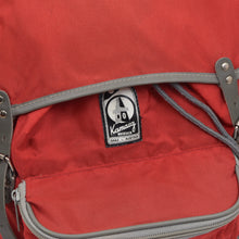 Load image into Gallery viewer, Vintage Kamarg Nylon Rucksack - Red