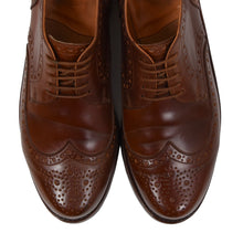 Load image into Gallery viewer, Ludwig Reiter Shell Cordovan Budapester Shoes Size 9 - Brown