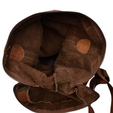 Load image into Gallery viewer, Jean Weipert Traveller Leather 40L Gym/Duffle Bag - Brown