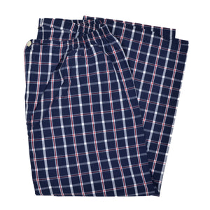 Bonsoir Cotton Pyjamas Size L - Plaid