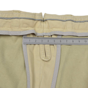 Z Zegna Chinos Pants Size 56 Slim Fit - Tan/Khaki