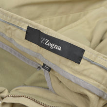 Load image into Gallery viewer, Z Zegna Chinos Pants Size 56 Slim Fit - Tan/Khaki