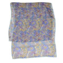 Load image into Gallery viewer, Striessnig Wien Silk Scarf - Paisley