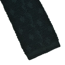 Load image into Gallery viewer, Gino Rossi Knit Silk Tie - Green
