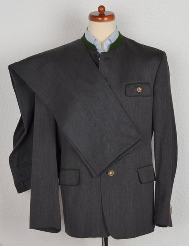 Gössl Traditional Suit Suit Size 50 - Grey