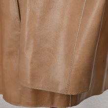 Load image into Gallery viewer, Benny Goodman Leather Jacket Size 52 - Tan