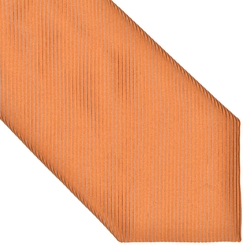 Don Gil Silk Tie - Orange