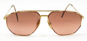 Vintage Serengeti Sunglasses - Gold