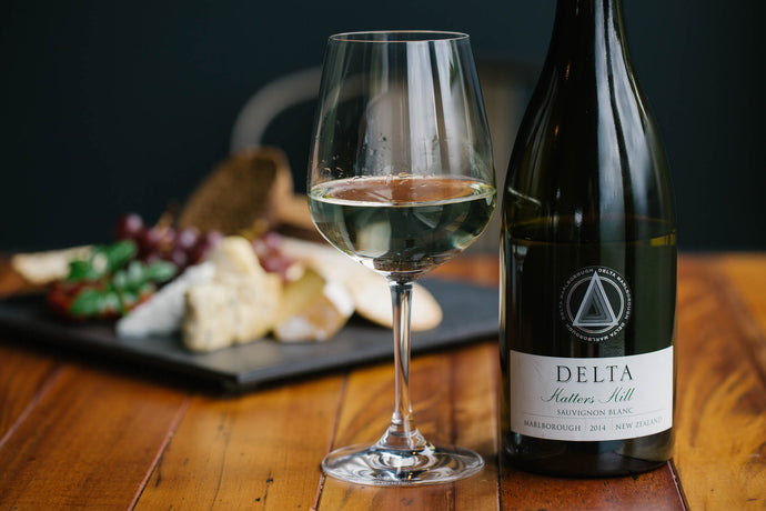 Delta Wine and New Zealand Cheeses