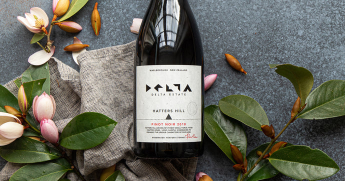 Hatters Hill Pinot Noir: The New Release