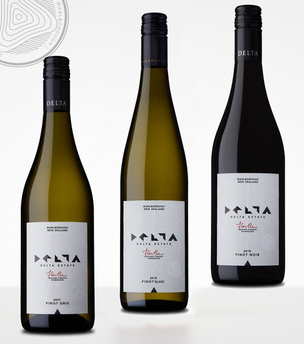 Delta Pinot Trio - Gift Pack