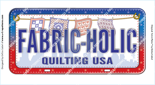 FABRIC-HOLIC FabricPlate™