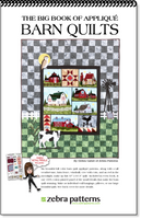 The Big Book of Applique Barns Quilt