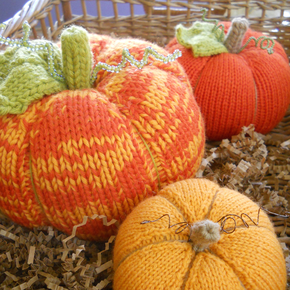 pumpkin patch knit-only patterns