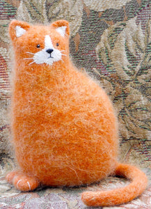 Marie Mayhew's Woolly Kitty Kat pattern