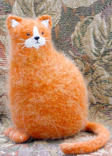 Load image into Gallery viewer, Marie Mayhew's Woolly Kitty Kat pattern
