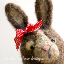 Load image into Gallery viewer, Little Bunny Kisses knitting pattern