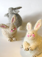 Load image into Gallery viewer, marie mayhew's woolly bunny pattern