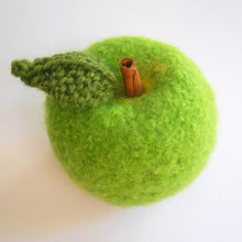 Load image into Gallery viewer, marie mayhew's back to school apple pincushion pattern