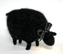 Load image into Gallery viewer, woolly black sheep pattern