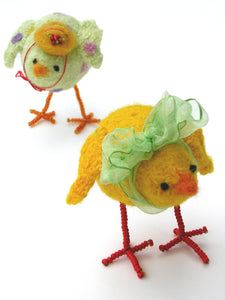 woolly chicks pattern