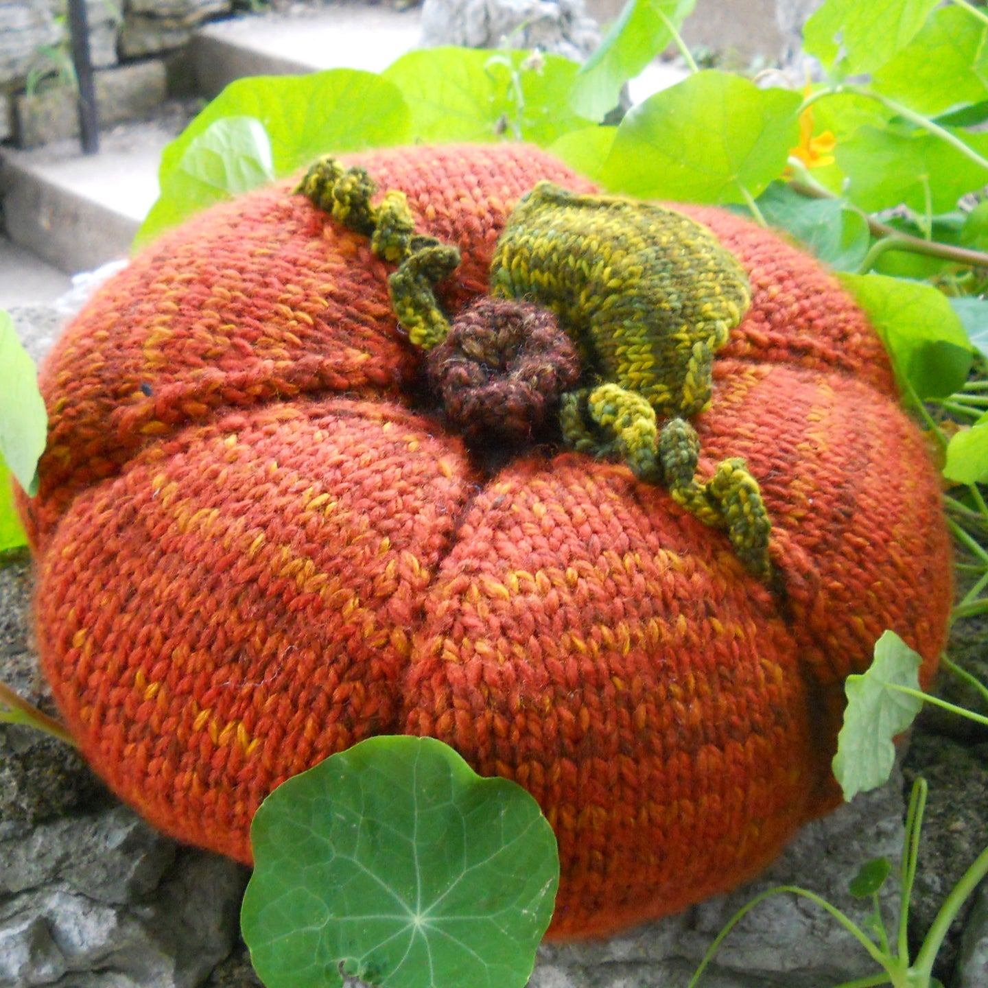 Pillow-Toss Pumpkin PDF