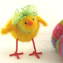 Load image into Gallery viewer, marie mayhew's woolly chicks pattern