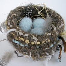 Load image into Gallery viewer, Marie Mayhew's nest & eggs pattern