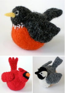 marie mayhew's woolly birds pattern