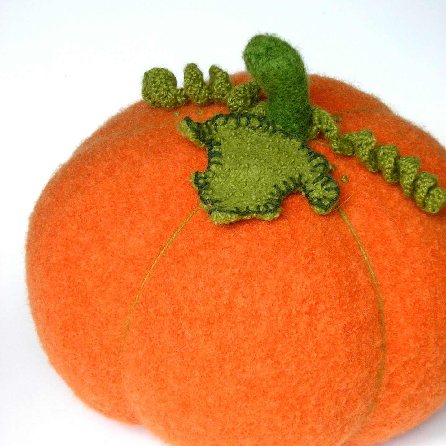 Woolly Pumpkin booklet