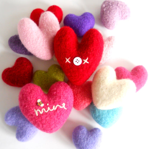 Woolly Sweet-Hearts PDF