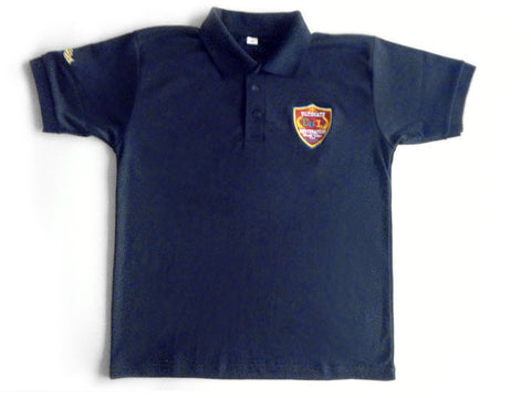 Polo Shirt, Blue