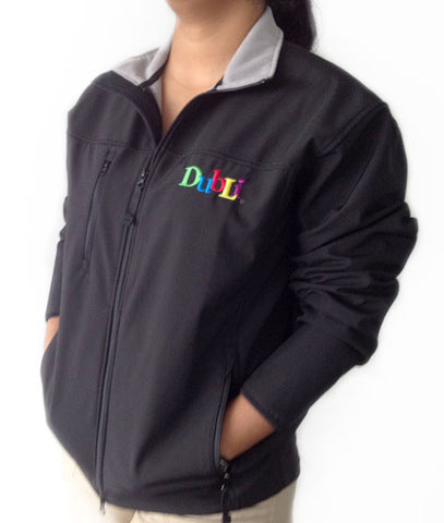 Softshell Jacket, Black