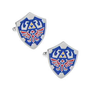 The Royal Shield (Cufflinks)