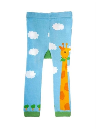 Giraffe Cotton Leggings