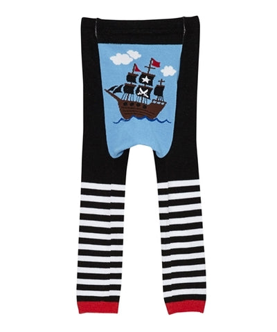 Pirate Cotton Leggings