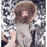 Infants Winter Warm Coverall