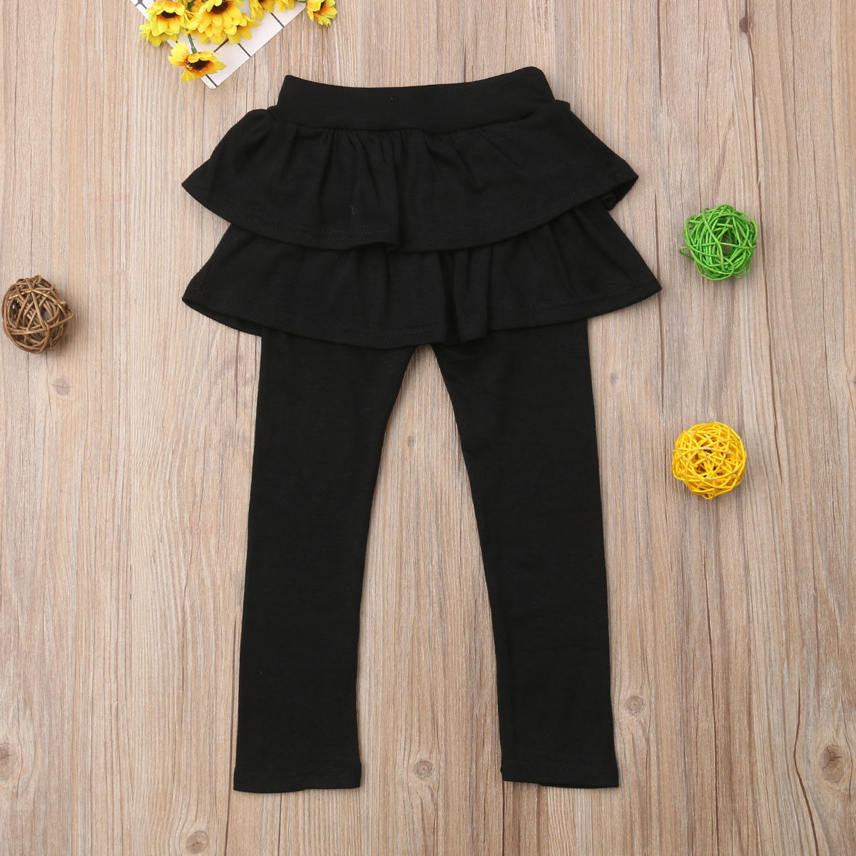 Girls Skirt Leggings