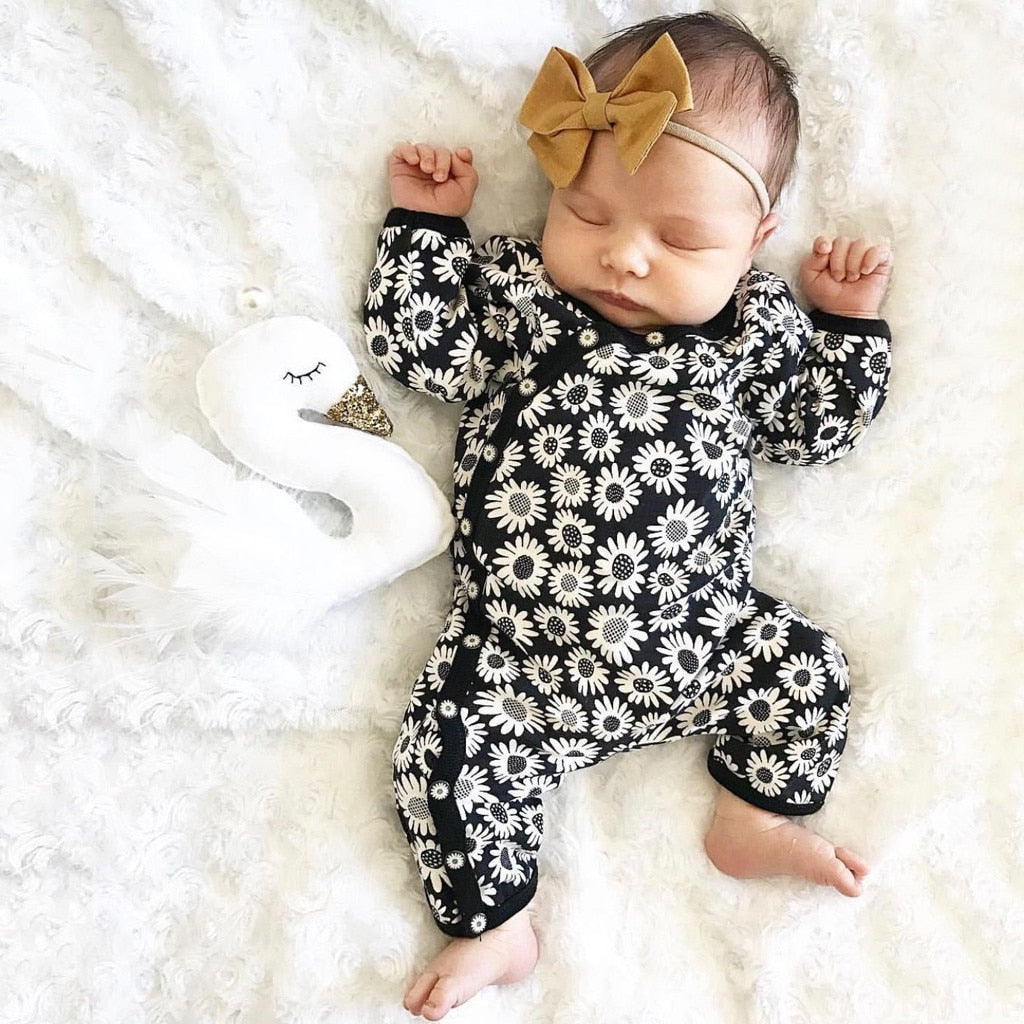 Infant Daisy Romper