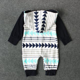 Infants Geometric Shape Onesie