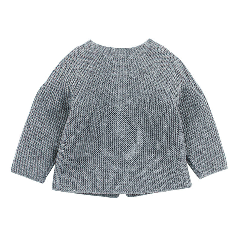 Infant Girls Soft Knitted Cardigan