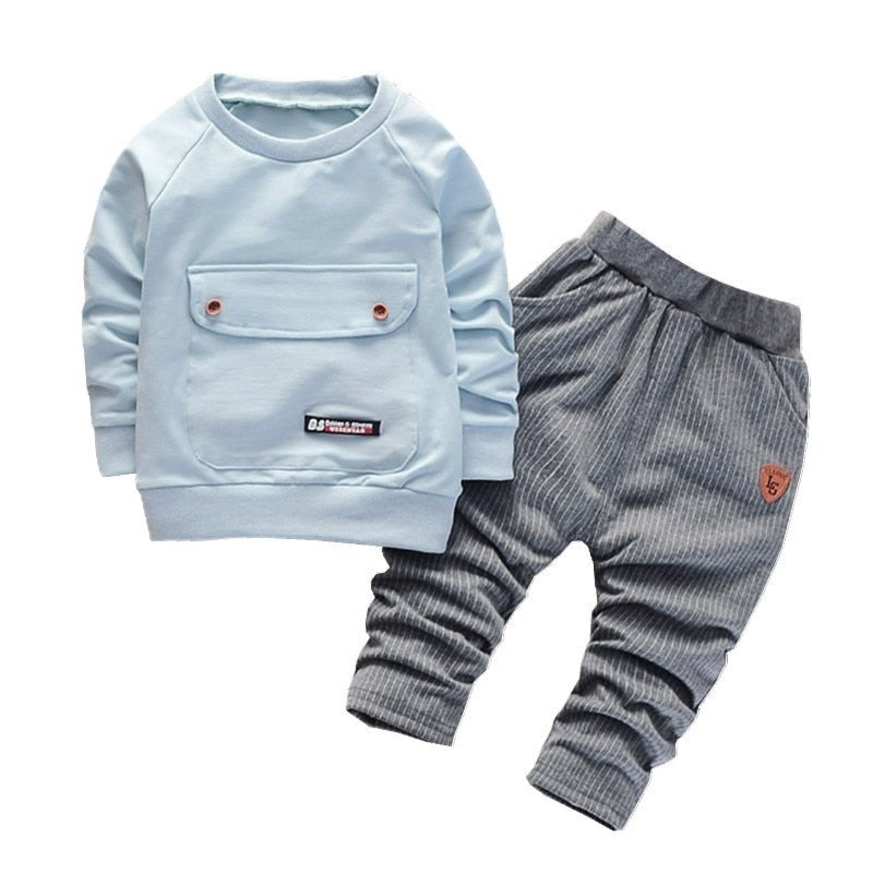Boys 2-Piece Lounge Set