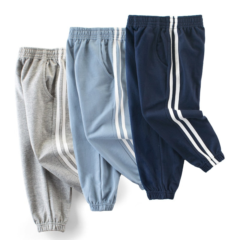 Boys Active Sport Cotton Pull-On Jogger Pants