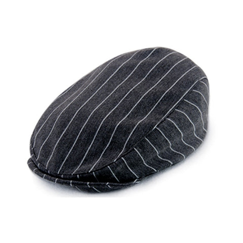 Pinstripe Pin Down Cap