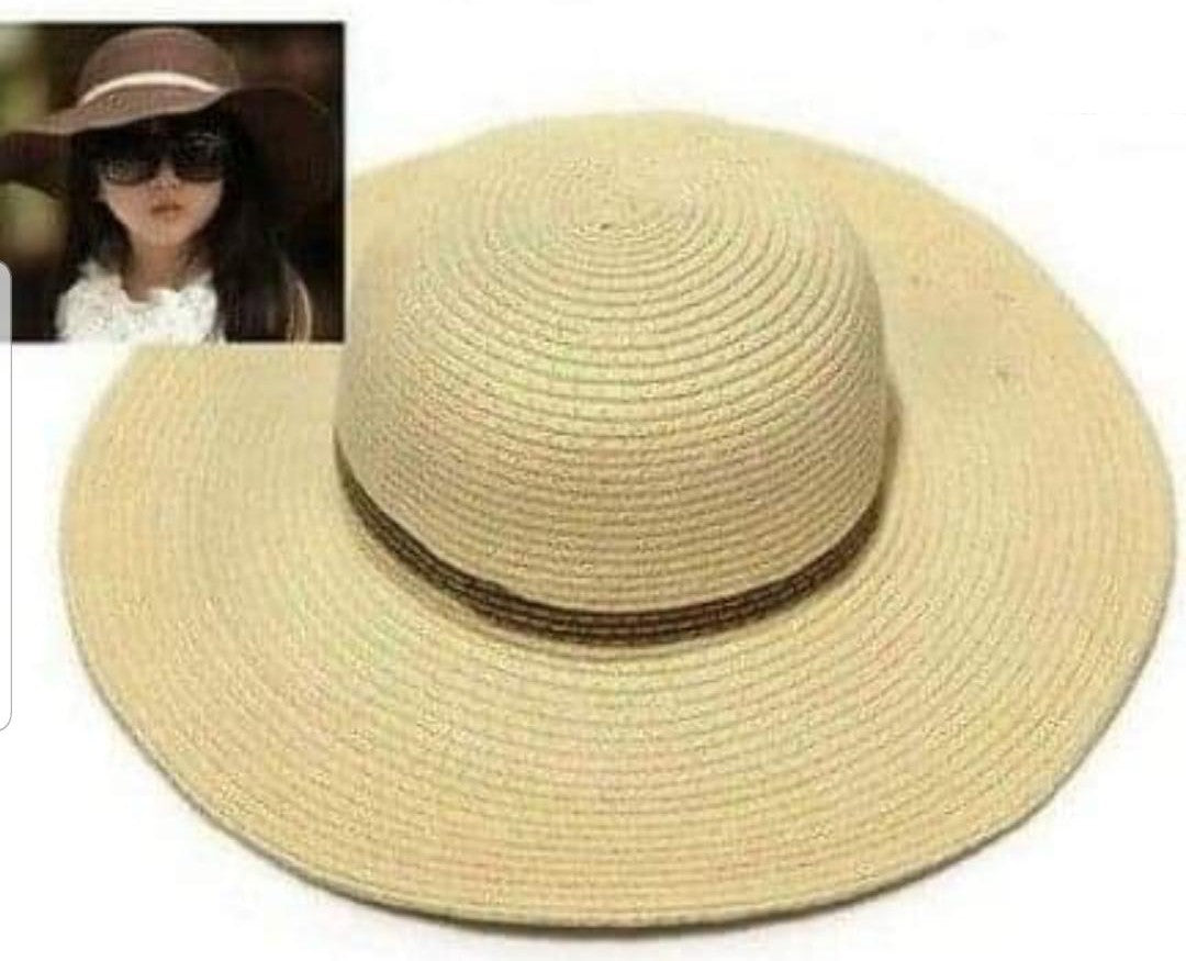 Girls Floppy Hat